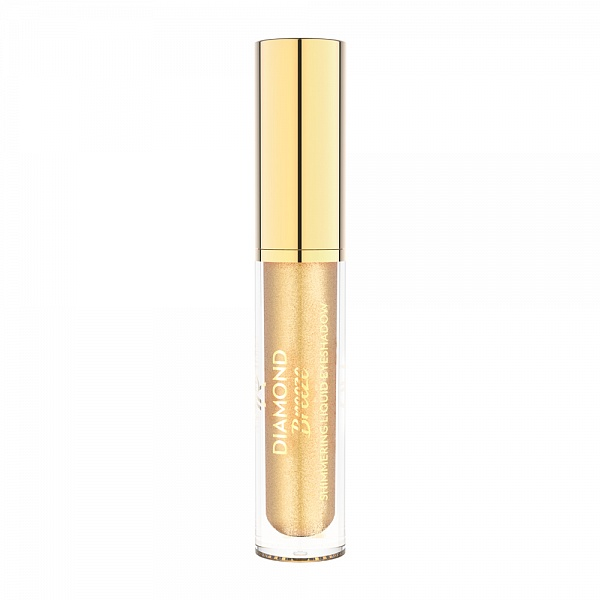Тени для век Golden Rose Diamond Breeze Shimmering Liquid Eyeshadow 01