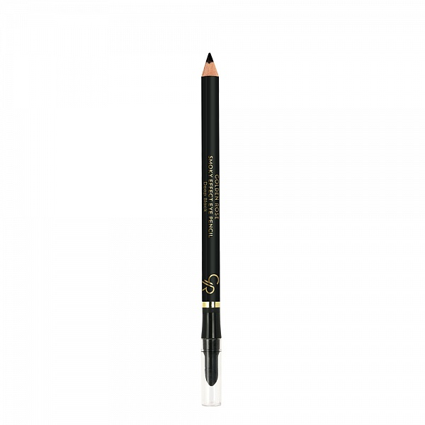 Smoky Effect Eye Pencil Deep Black