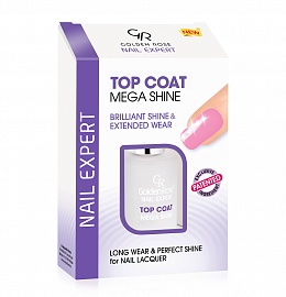 Nail Expert Top Coat Mega Shine