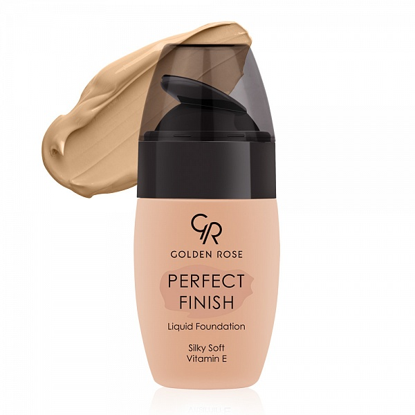 Тональный крем Golden Rose Perfect Finish Liquid Foundation 51