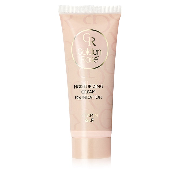 Тональный крем Golden Rose Moisturizing Cream 01