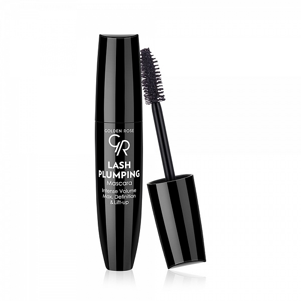 Тушь для ресниц Golden Rose Lash Plumping black