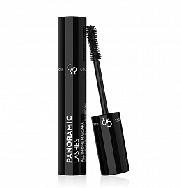 Тушь для ресниц Golden Rose Panoramic Lashes All In One Mascara Black