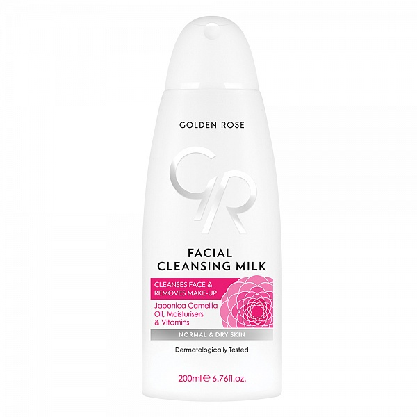 Golden Rose Facial Cleansing Milk 200 ml