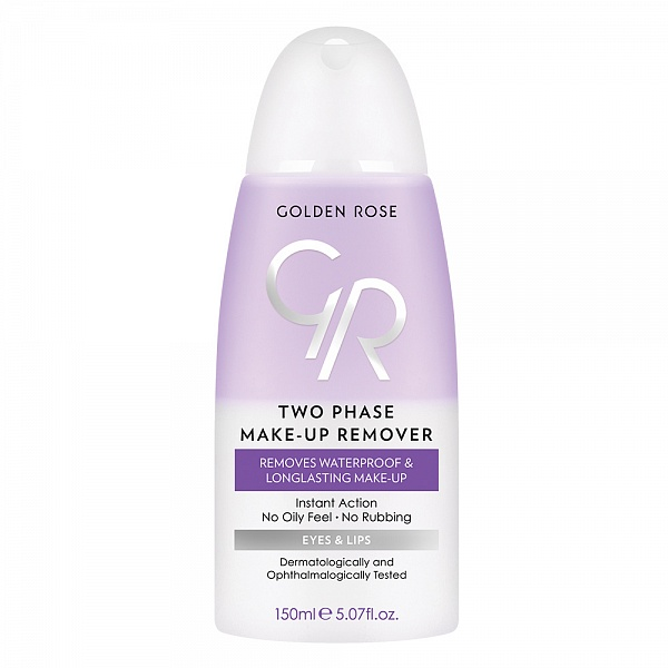 Golden Rose Two Phase Make-up Remover 150 ml